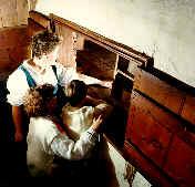 Hiding Slaves 1800's
